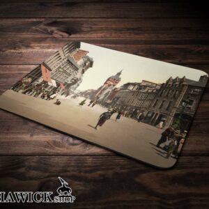 Hawick High Street Vintage Mouse Mat