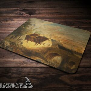 The Auld Brig Mouse Mat