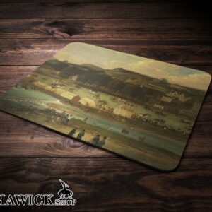 Old Hawick Common Riding Mouse Mat