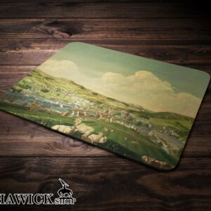 Hawick from the Motte Mouse Mat