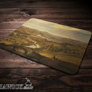 Hawick from Crumhaughhill Mouse Mat