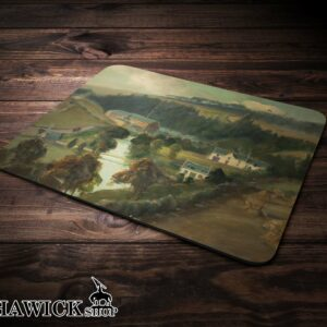 Lynwood Mill and House Mouse Mat