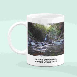 Hawick Waterfall Mug