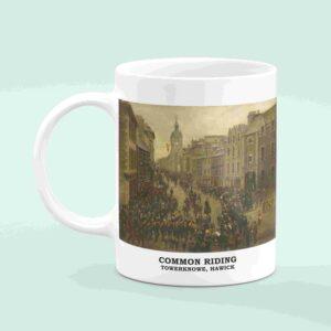 Hawick Tower Knowe Common Riding Mug