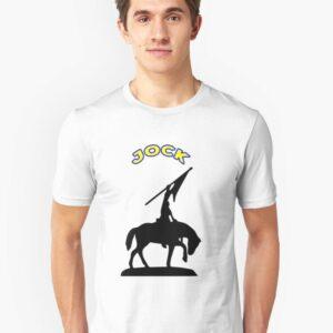 Hawick Horse Custom Name T-Shirt